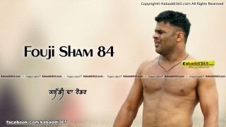 Fouji Sham 84