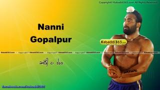 Nanni Gopalpur