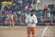 dhaler (malerkotla) kabaddi tournament 31 dec 2014