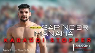 Sapinder Manana