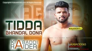 Tidda Bhandal Dona